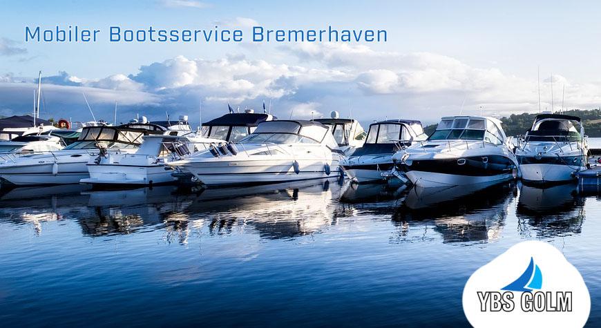 Mobiler Bootsservice Bremerhaven