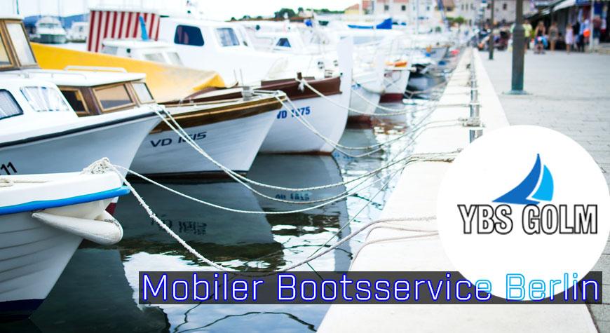Mobiler Bootsservice Berlin